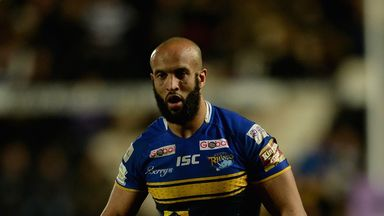 Leeds Rhinos forward Jamie Jones-Buchanan out for six to months