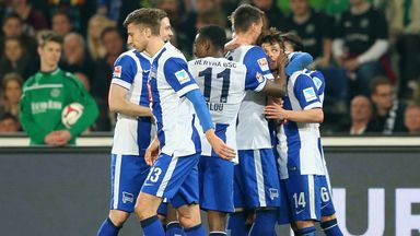 Hertha Berlin: Happy with a goalless draw against Cologne