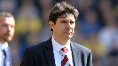 Aitor Karanka: Looking for another promotion push
