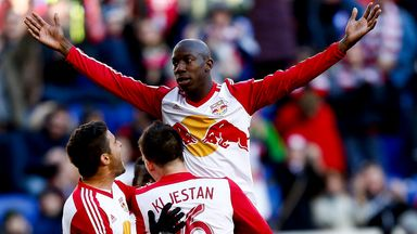 New York Red Bulls striker Bradley Wright-Phillips has been linked to Bournemouth