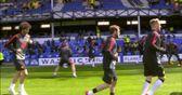 United warm-up worried van Gaal