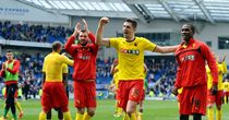 Watford: Clinched promotion after Boro lost and Norwich drew