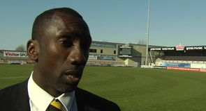 Hasselbaink targets title