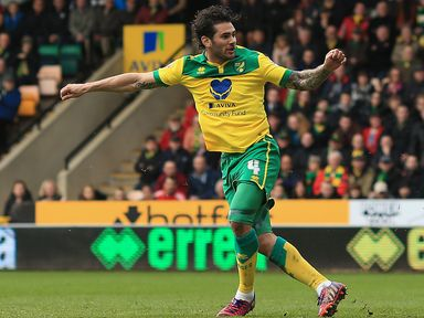 Bradley Johnson: On target for the the Canaries