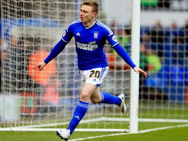 Ipswich's Freddie Sears popped up with the vital winner