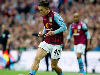 Jack Grealish: Keen to focus on the end of the season with Aston Villa