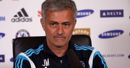 Jose Mourinho: Critical of media ahead of United visit