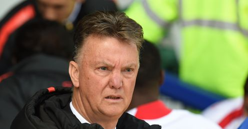 Louis van Gaal: Feels Everton wanted to win more that Manchester United