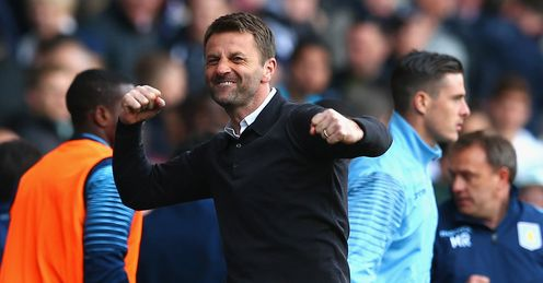 Tim Sherwood: Villa deserve final appearance
