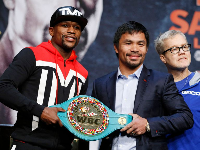 What Time Is Mayweather v Pacquiao, Where To Watch Premium