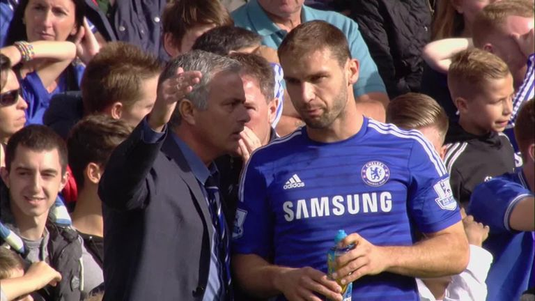 The 31-year-old has been a stalwart in Chelsea's defence, but has had a fortnight to forget