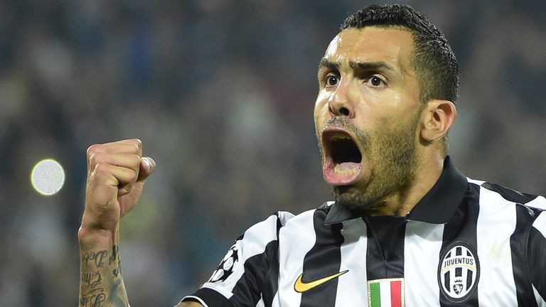 Carlos Tevez is keen to return to his boyhood club Boca Juniors