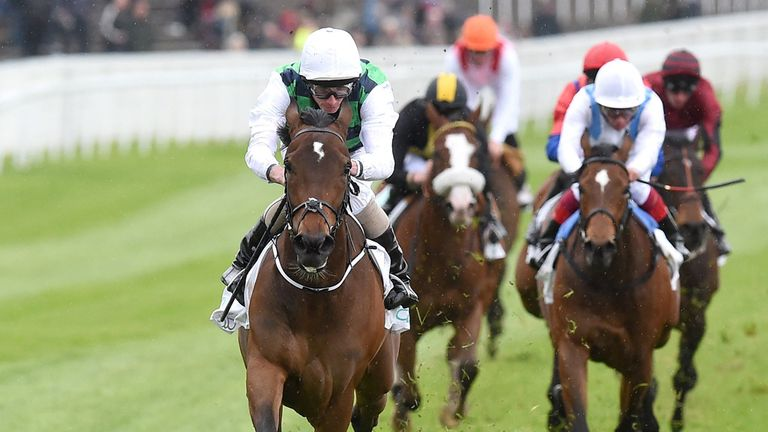 Diamondsandrubies: Proved her stamina with this victory at Epsom