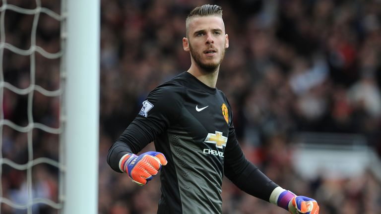 David de Gea: Future still unresolved
