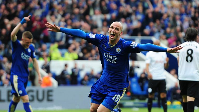 Leicester needed a late run to avoid relegation last season
