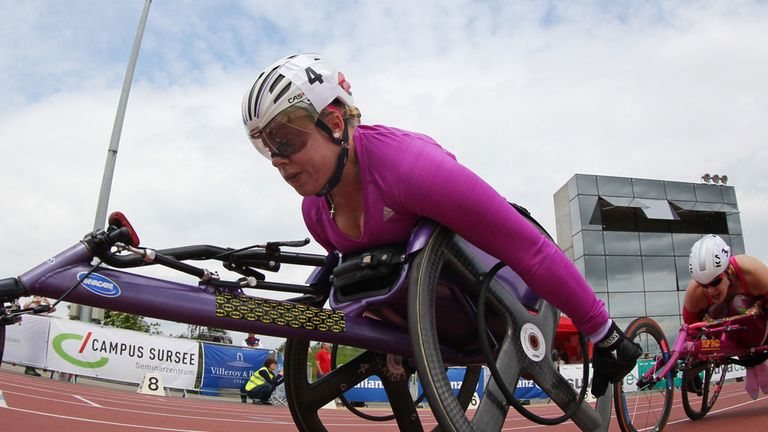 Nottwil Switzerland  city pictures gallery : ... Cockroft claims double success at IPC Athletics Grand Prix in Nottwil