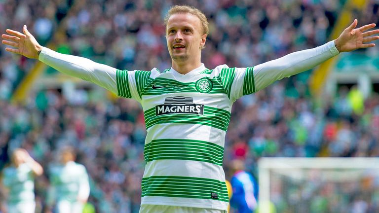 Image result for leigh griffiths celebration