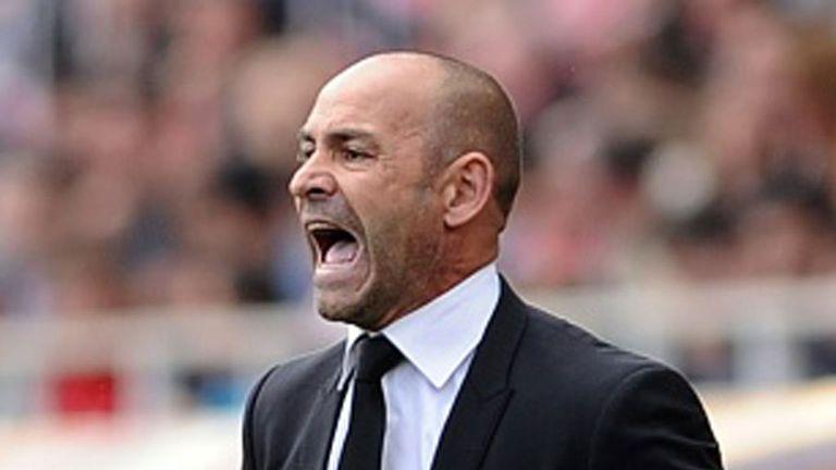 Las Palmas name Jemez as new manager