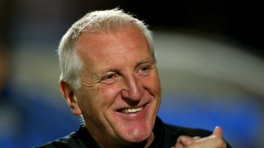 Ronnie Moore: Hartlepool United boss