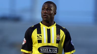 Ade Yusuff: Extends Dagenham stay