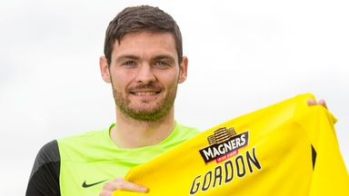 Craig Gordon: Named Scottish Football Writers' Player of the Year