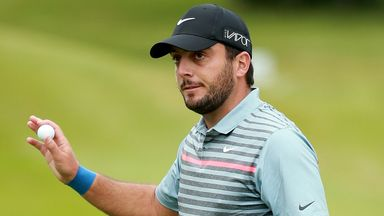 Francesco Molinari: Late call up for next month's Open Championship at St Andrews
