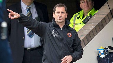 Jackie McNamara looking for a good start form his Dundee United side