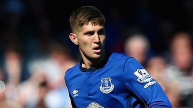 Chelsea have had two big bids for John Stones rejected by Everton