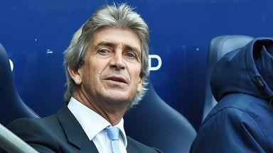 Manuel Pellegrini: No second US game for City boss