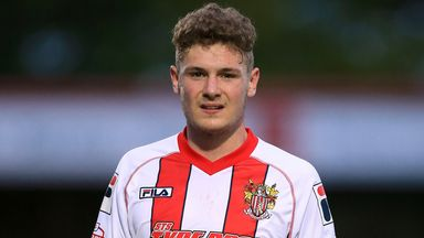 Ben Kennedy: Staying on at Broadhall Way