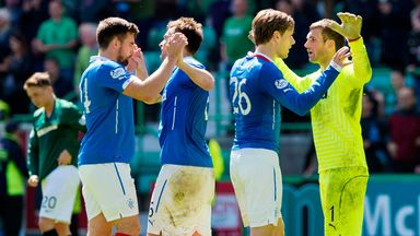 Rangers: No new injury worries ahead of first leg