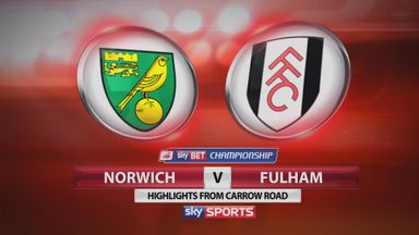 Norwich 4-2 Fulham