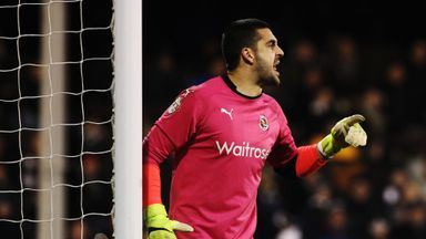 Adam Federici: Leaving Reading after 10 years