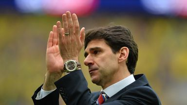 Middlesbrough manager Aitor Karanka is keen to bring another striker to the club