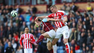 Ryan Shawcross (right) is to have back surgery