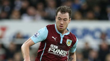 Ashley Barnes is the fourth Burnley player to sustain a cruciate ligament injury in 14 months