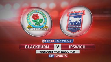 Blackburn v Ipswich