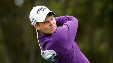 Danny Willett: Performed strongly but was beaten 3&2