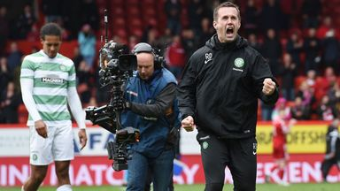 Ronny Deila: Celtic boss pays tribute to skipper