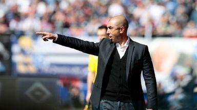Roberto Di Matteo: Leaving Schalke