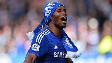 Didier Drogba: Heading to MLS?