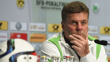 Dieter Hecking is expected to sign a new deal as Wolfsburg coach
