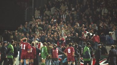Police are keen to avoid a repeat of the 1995 fixture