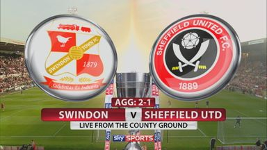 Swindon 5-5 Sheffield Utd