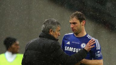 Branislav Ivanovic has heaped praise on Jose Mourinho