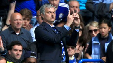 Jose Mourinho: Two more years for Chelsea manager