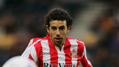 Julio Arca: The midfielder played for Sunderland from 2000 - 2006.