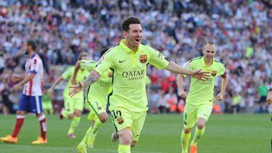 Lionel Messi: Barcelona