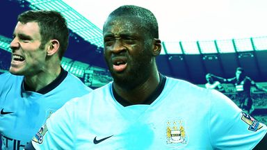 Have James Milner and Yaya Toure played their last games for Manchester City?