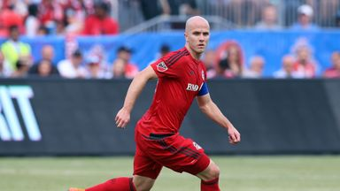 Michael Bradley: Scored USA's equaliser against Panama in CONCACAF Gold Cup